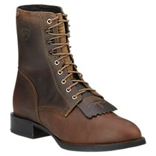 Ariat Heritage Lacer Western Boots for Men