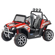 Peg-Perego Polaris Ranger RZR ATV for Kids