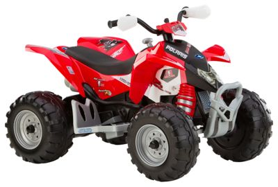 Peg-Perego Polaris Outlaw ATV for Kids | Bass Pro Shops