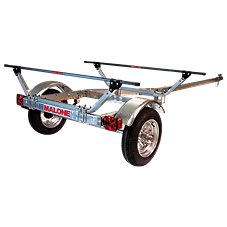Malone Paddle Gear MicroSport Base Sport Trailer