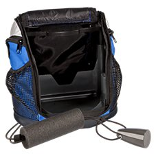 Lowrance Portable Ice Fishing Pack with Transducer and Float
