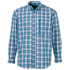 World Wide Sportsman Abacos Plaid Shirt for Men