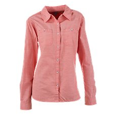 Carhartt Milam Button-Down Shirt for Ladies