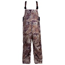 Grundens Gage Weather Watch Camo Rain Bib Trousers for Men