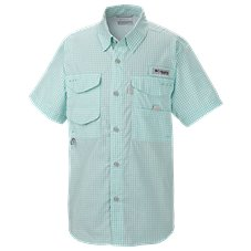 Columbia PFG Super Bonehead Short-Sleeve Shirt for Boys