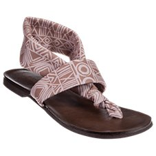 Natural Reflections Rainforest Sling Sandals for Ladies