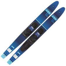 Jobe Allegre Water Skis Combo with Bindings