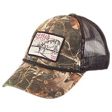 RedHead Vintage Patch Corded Cap