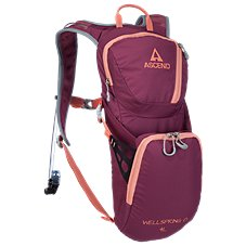 Ascend Wellspring 4L Hydration Pack for Ladies