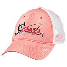 World Wide Sportsman Mesh Logo Cap for Ladies