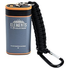 Celestron Elements Thermocharge 6 Hand Warmer/Portable Power Bank