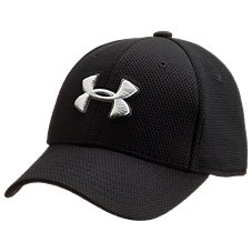 Under Armour Blitzing II Stretch Fit Cap for Kids