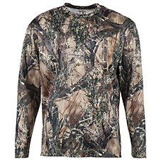 RedHead TrueTimber MC2 Wicking Long-Sleeve Shirt for Men with SCENTINEL