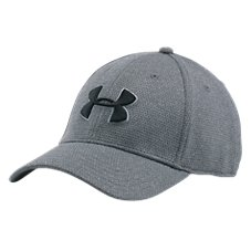 Under Armour Heather Blitzing Fitted Cap