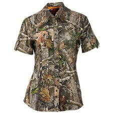 SHE Outdoor Element Short-Sleeve Shirt for Ladies