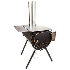 Colorado Cylinder Stoves Mesa Tent Stove Package