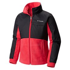 Columbia Benton Springs III Overlay Jacket for Girls