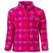 Columbia Benton Springs II Printed Fleece Jacket for Toddlers or Girls