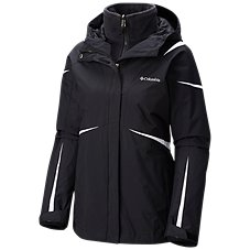 Columbia Blazing Star Interchange Jacket for Ladies