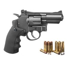 Crosman SNR357 Revolver Dual Ammo CO2 Air Gun