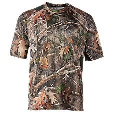 RedHead EnduraSkin SCENTINEL Relaxed Fit Hunting T-Shirt for Men