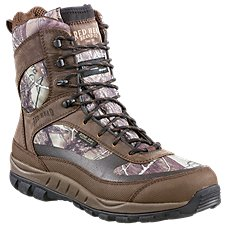 RedHead Fast Tracker SCENTINEL Bone-Dry Waterproof 3M Thinsulate Insulated Hunting Boots for Men