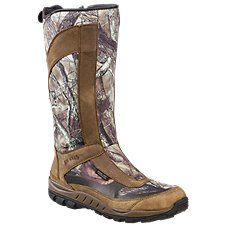 RedHead Fast Tracker SCENTINEL Bone-Dry Waterproof Side-Zip Snake Boots for Men