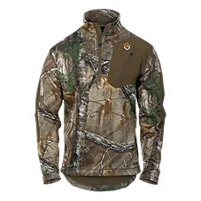 Scent-Lok Nexus Summit Weight 1/4-Zip Top for Men