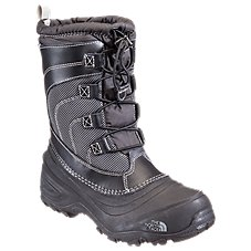 The North Face Alpenglow IV Waterproof Pac Boots for Kids