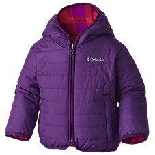 Columbia Double Trouble Reversible Jacket for Toddlers