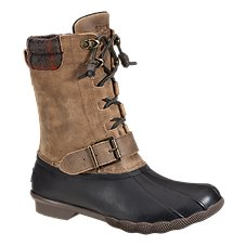Sperry Saltwater Misty Waterproof Boots for Ladies
