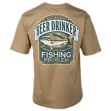 Bass Pro Shops Beer Problem T-Shirt for Men