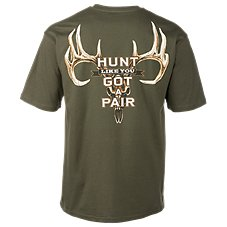 Bass Pro Shops Hunt Pair T-Shirt for Men