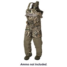 Banded Black Label Breathable Insulated Boot-Foot Chest Waders for Men