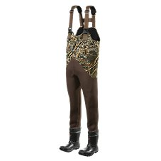 LaCrosse Teal 800 Gram Thinsulate Insulated Boot-Foot Waders for Men