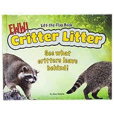 Critter Litter: See What Critters Leave Behind Book by Stan Tekiela