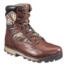 ROCKY Traditions Insulated Waterproof Hunting Boots for Men