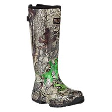 RedHead Guide Camo Rubber Boots for Men
