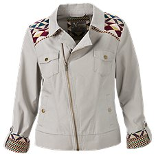 Natural Reflections Canvas Jacket for Ladies