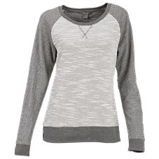 Natural Reflections Terry Pullover for Ladies