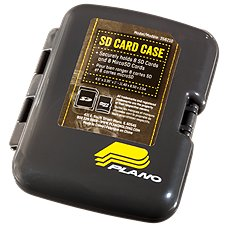 Plano SD Card Holder Box