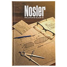 Nosler Reloading Guide 8 Hardcover Book