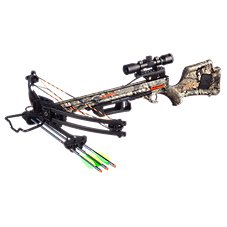 Wicked Ridge by TenPoint Warrior G3 Crossbow Package