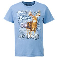 Bass Pro Shops Move Over T-Shirt for Toddlers or Girls
