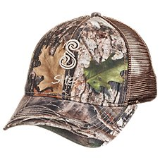 SHE Outdoor Camo Meshback Cap for Ladies