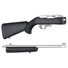 Hogue Ruger 10-22 Takedown OverMolded Rubber Rifle Stock
