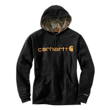 Carhartt Force Extremes Signature Graphic Hooded Sweatshirt for Men