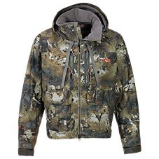 Sitka GORE OPTIFADE Concealment Waterfowl Timber Delta Wading Jacket for Men