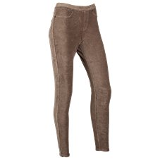 Natural Reflections Cord Leggings for Ladies