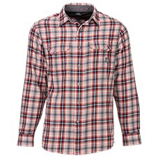 Ascend Yarn-Dyed Plaid Shirt for Men